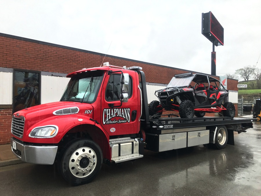Chapmans Wrecker Service and Towing Nashville, TN / Call Us